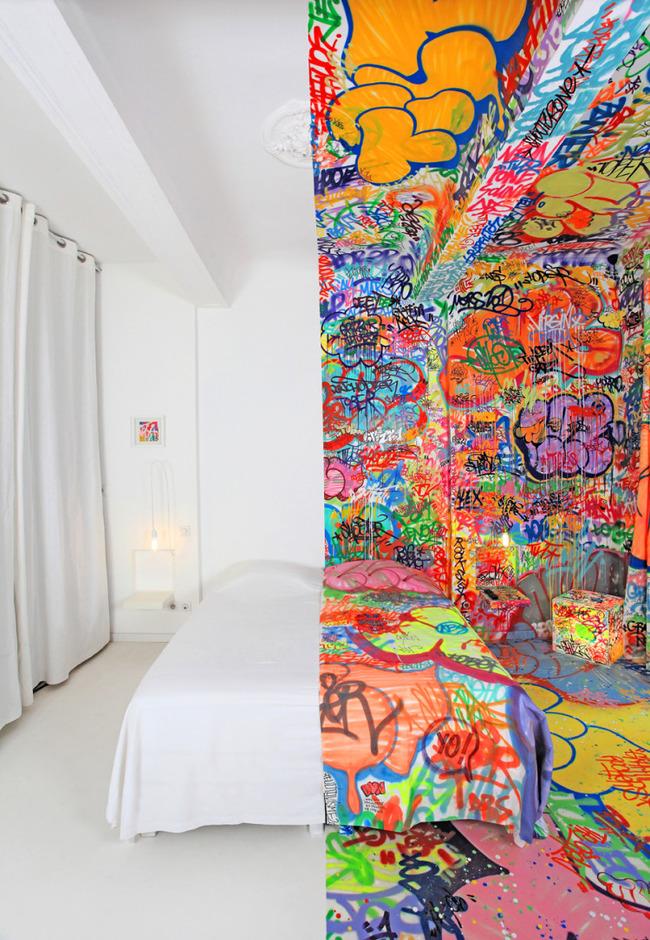 Le 20 incredibili stanze d'albergo da tutto il mondo