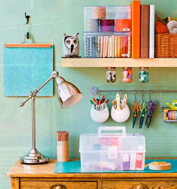 Organizza il tuo ufficio con tante idee facili da realizzare