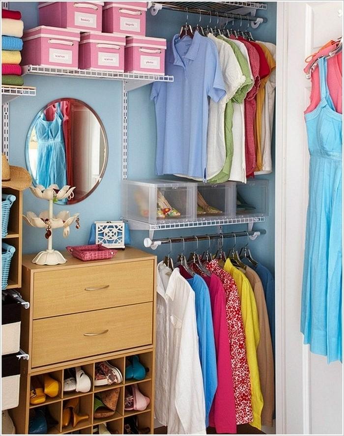 15 dritte per riorganizzare al meglio il tuo armadio