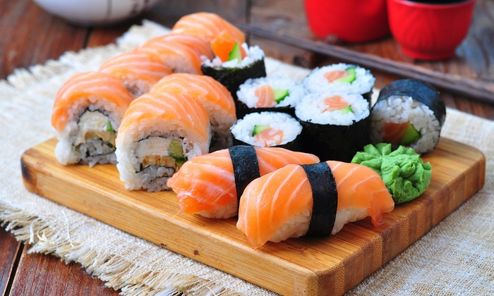 Porta l'oriente a casa tua con il sushi fai da te