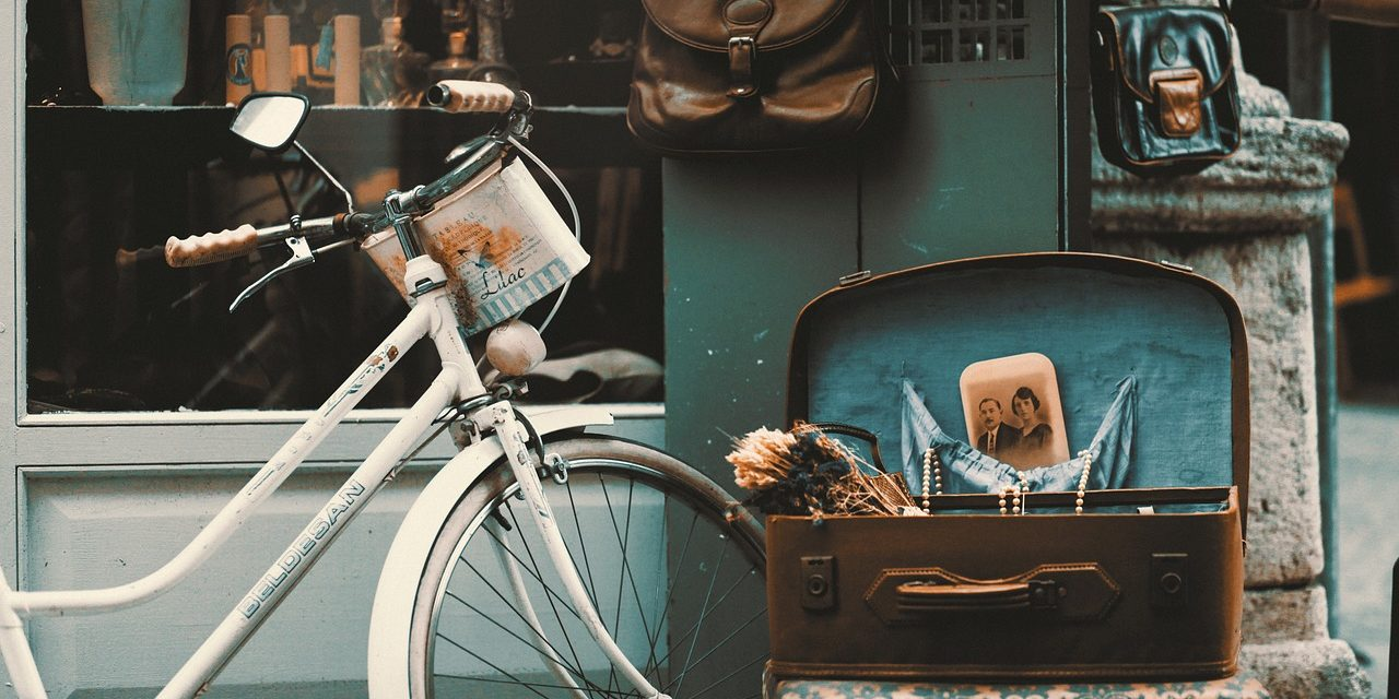 Shopping vintage: trucchi per scoprire pezzi di arredamento unici