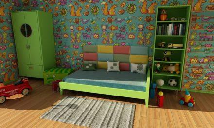 La cameretta perfetta per i bambini